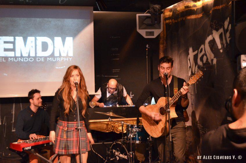 EMDM & A Small World