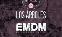 FLECHAZO Live! EMDM + Los Arboles