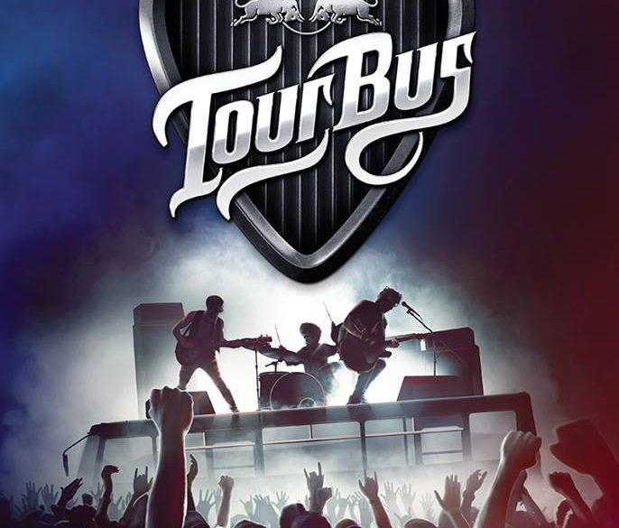 Nos subimos al Tour Bus!